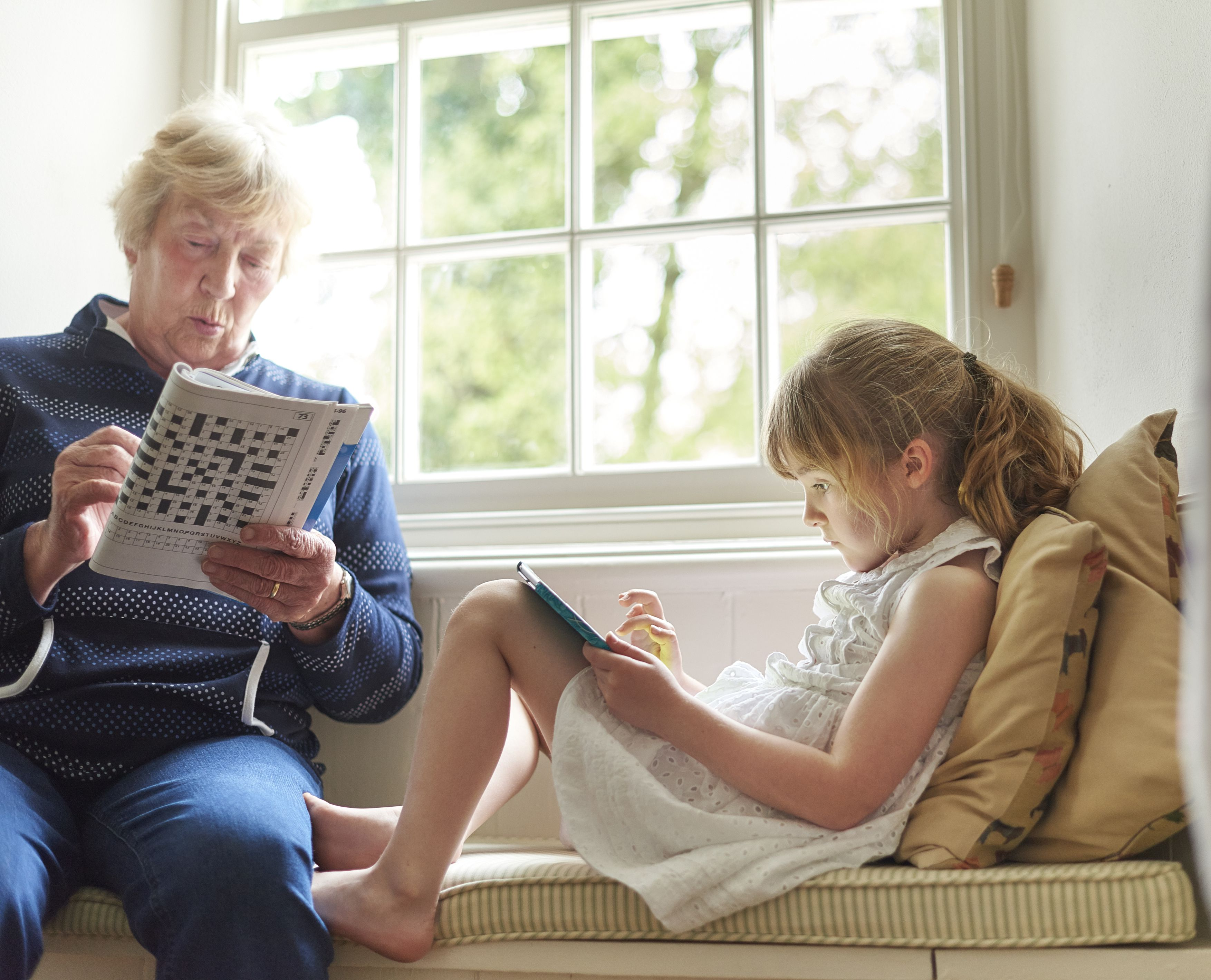 Crossword puzzles prove knowledgeable and fun!