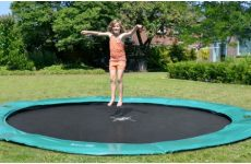 Tips for Installing an In-Ground or Sunken Trampoline