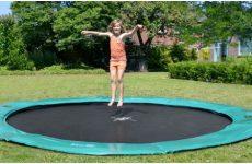 Tips for Installing an In-Ground or Sunken Trampoline