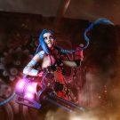 Jinx Build Role In League Of Legends
